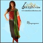 Hand Embroidered Handloom cotton salwar suit