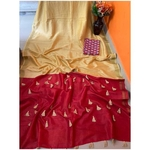 DCS07-  Pure Cotton Silk Sarees