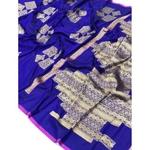 DBS03 - Silk cotton Paithani Sarees