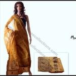Kantha Work Cotton Dupatta