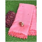 DMW10-  Madhubani Mirror weaves Saree