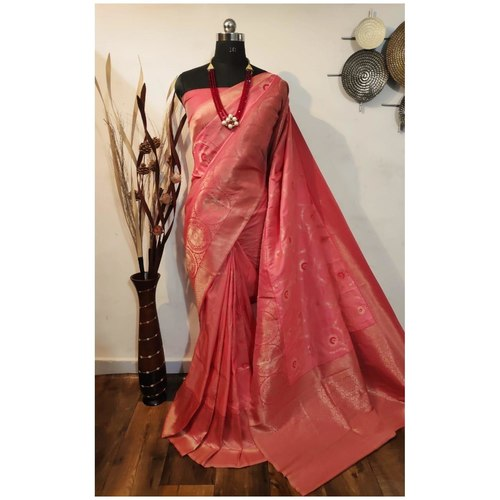 DBS09- Silkmixed  Benarasi Saree