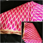 107 - Soft Silk Cotton fabric