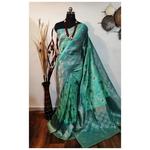 DBS07- Silkmixed  Benarasi Saree
