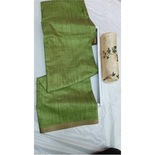 DKKS11 - Karni Soft silk with beautiful  Self Design