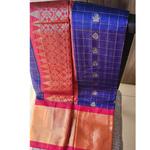 rich kupadam semi silk saree