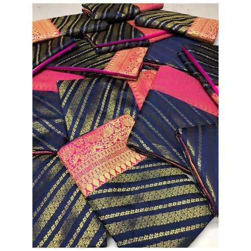 DKCS03 - Kanchipuram look alike silk saree