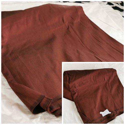 233 -  soft silk cotton fabric