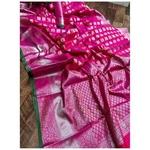 DL19 - Lichi Soft Silk Saree