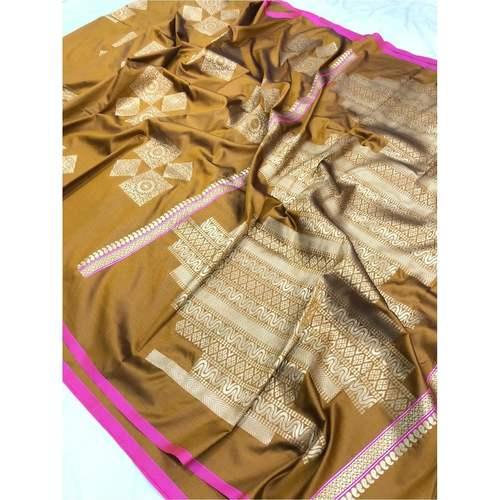 DBS05 - Silk cotton Paithani Sarees