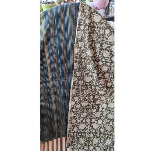 Block Printed Cotton Salwar Suit