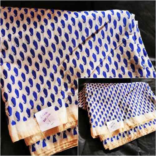 103 - Soft Silk Cotton Fabric