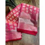 DL18 - Lichi Soft Silk Saree