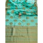 DSLC01 - Soft Linen Cotton weave Saree