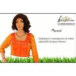 DKC6COA11-SCO043 - Designer ready to wear blouse