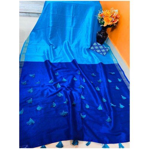 DCS04-  Pure Cotton Silk Sarees