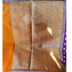 Benarasi Organza Silk Saree