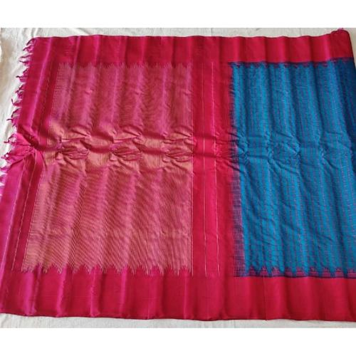 Cotton Silk Saree by Indira Priya Darsini Women's Welfare Association