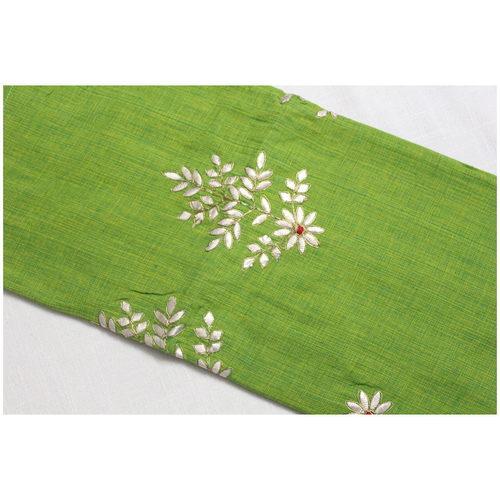 Green Gota Patti Kurta