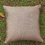 Embossed Brocade Cushion Cover-18x18