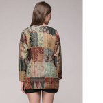 Patched Kantha Jacket