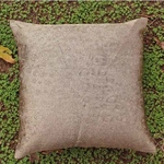 Embossed Brocade Cushion Cover (Set Of 2)