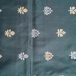 Black Silk Benarsi Saree by Islam Silk & Sarees