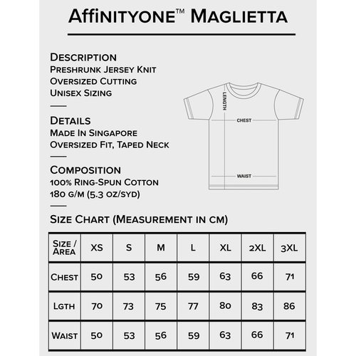 AF-ONE Maglietta