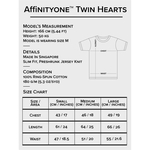 AF-ONE™ Twin Hearts