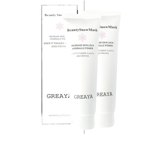 Beauty Snow Mask | GREAYA Value Pack (2 Bottles)