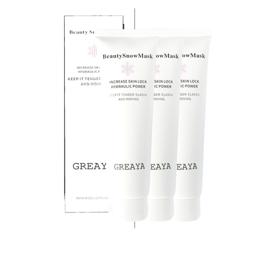Beauty Snow Mask | GREAYA Super Saver Pack (3 Bottles)