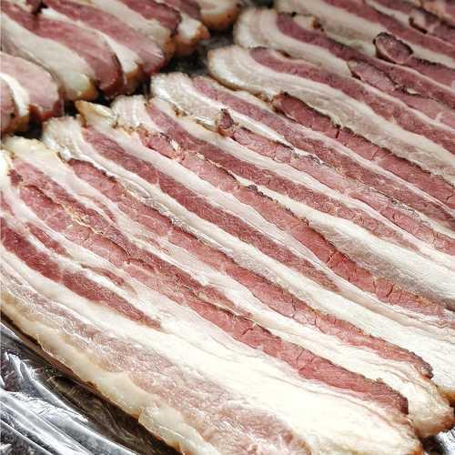 Smokey Pork Slices