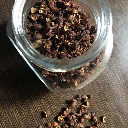 Dry Timbur - Sichuan Pepper