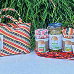 Pickle Gift Bag Pack of 3