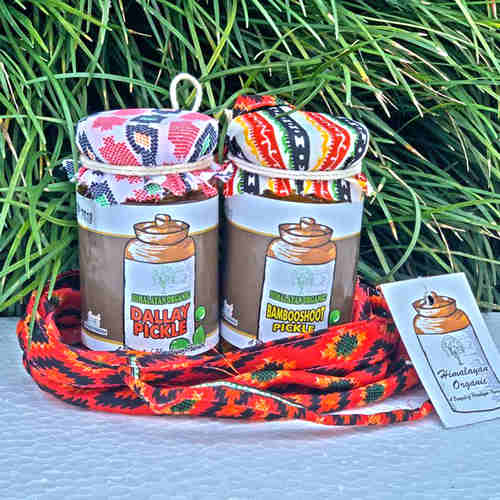 Pickle Gift Bag Pack of 2