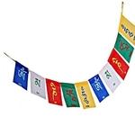 OM MANI PEME HUM - Hanging Prayer Flag