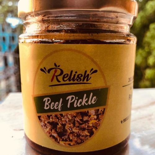 Beef Pickle 150g