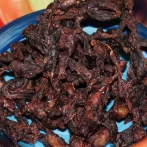 Smoke Dried Mutton