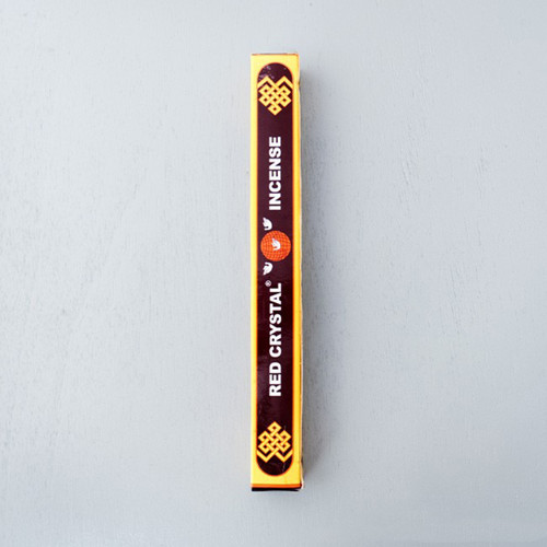 Red Crystal Incense 10pkts