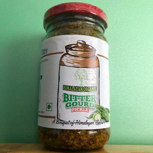 Karela Bitter Gourd Pickle HIMALAYAN ORGANIC