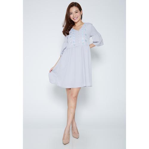 A-line Babydoll Dress