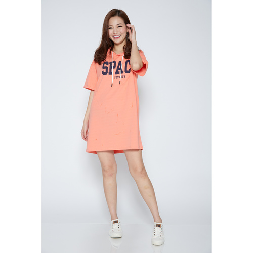 Spac Long T-Shirt Dress