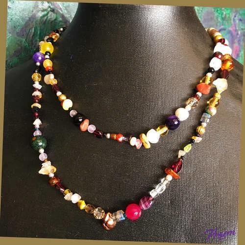 Fancy Free necklace