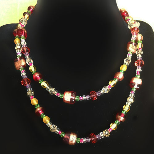 Magical Murano: Vintage Glass Beads and Crystal