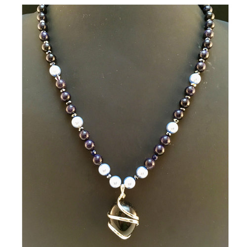Silvery Agate Confection
