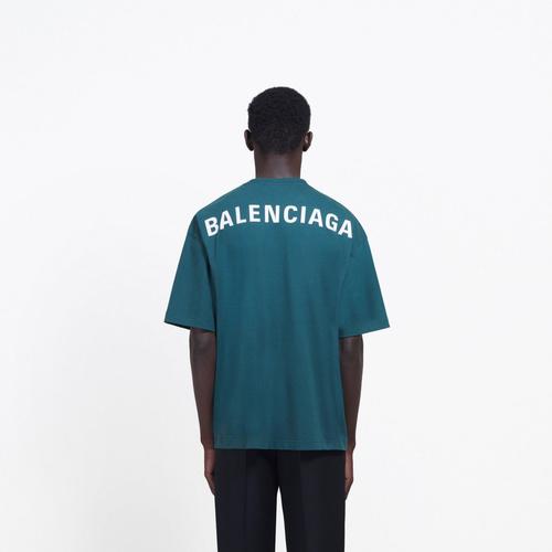 Balenciaga Back Logo T Shirt