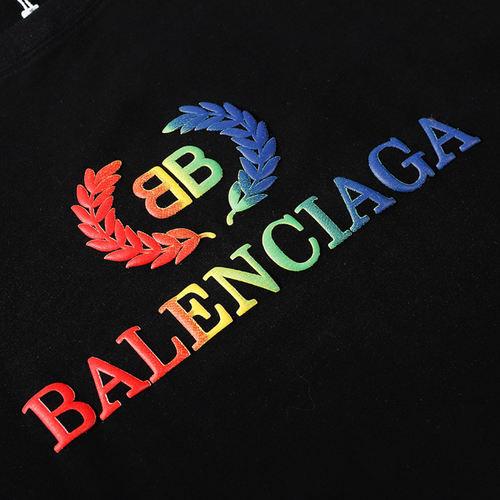 Balenciaga Black Rainbow  U0026 39 Bb U0026 39  T