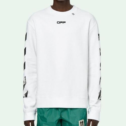Off White Caravaggio Square Sweatshirt