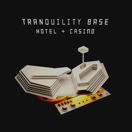 ARCTIC MONKEYS - Tranquility Base Hotel & Casino LP 180gram vinyl