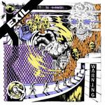 EXIL - Warning LP Clear White Swirl vinyl